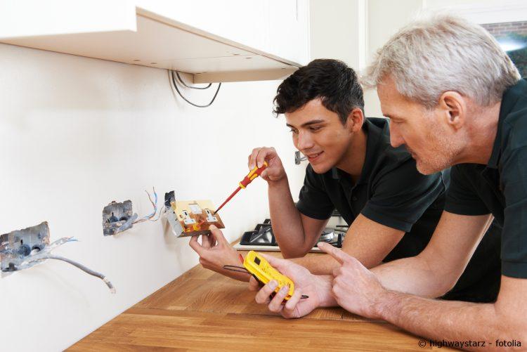 Elektriker und Elektroniker