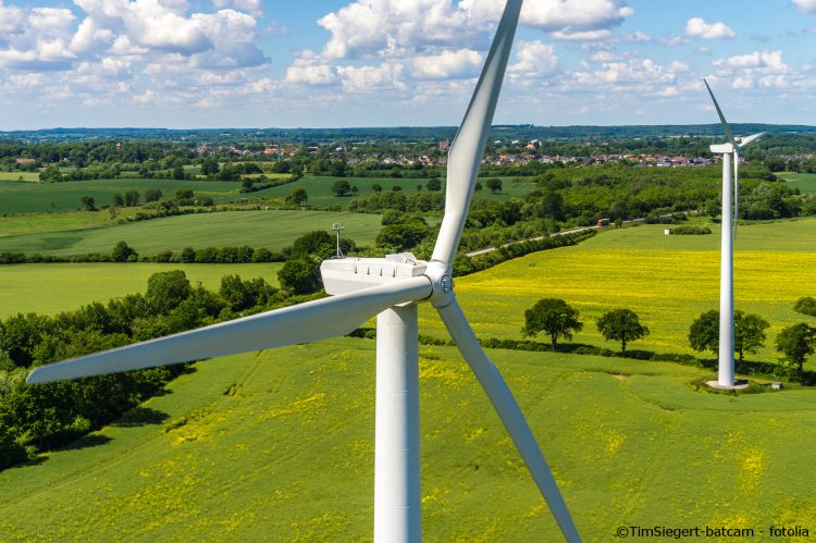 Windkraft Energiewende