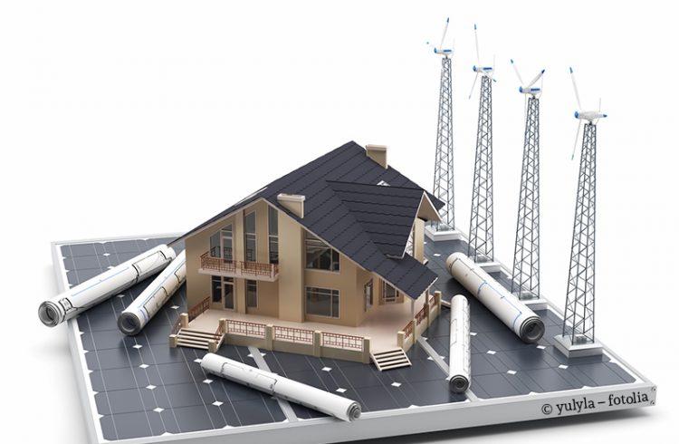 Windkraft fürs eigene Zuhause